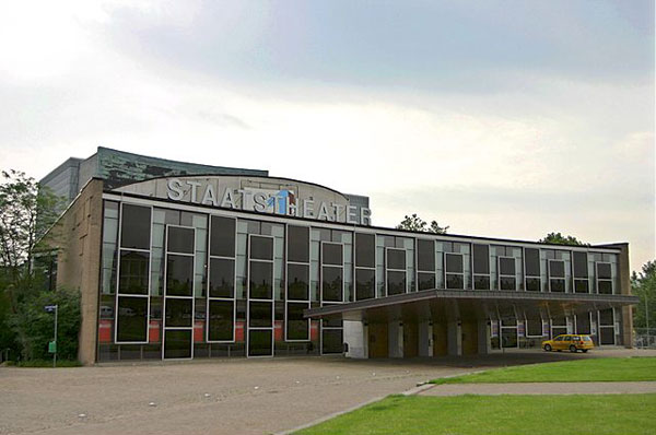 Kassel State Theater